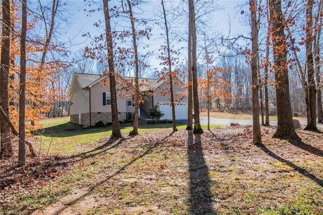 6769 Old Nc Highway 13, Asheboro, NC 27205 (MLS #1013822) :: Ward & Ward Properties, LLC