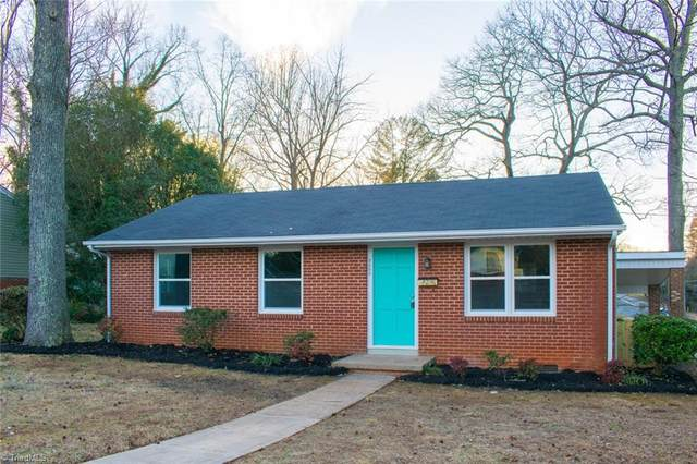 2500 Woodvale Drive, Winston Salem, NC 27127 (MLS #1013825) :: Greta Frye & Associates | KW Realty Elite