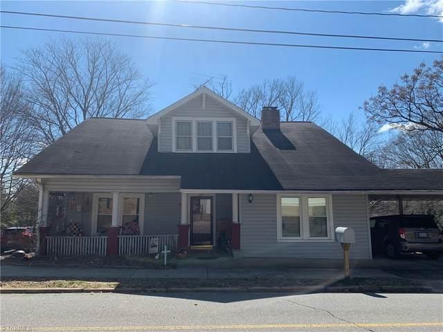 241 4th Avenue, Taylorsville, NC 28681 (MLS #1013833) :: Team Nicholson