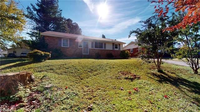 104 Revere Drive, Greensboro, NC 27407 (MLS #1013843) :: Berkshire Hathaway HomeServices Carolinas Realty
