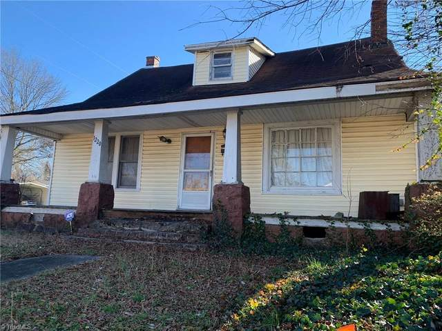 1220 E Washington Street, Greensboro, NC 27401 (MLS #1013871) :: EXIT Realty Preferred