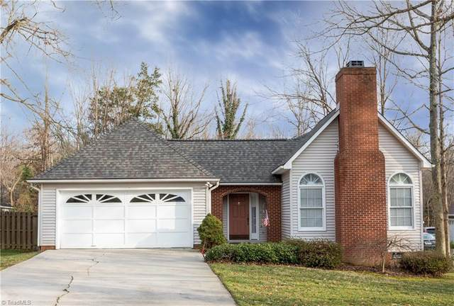 7017 Abington Court, Kernersville, NC 27284 (MLS #1013874) :: Berkshire Hathaway HomeServices Carolinas Realty