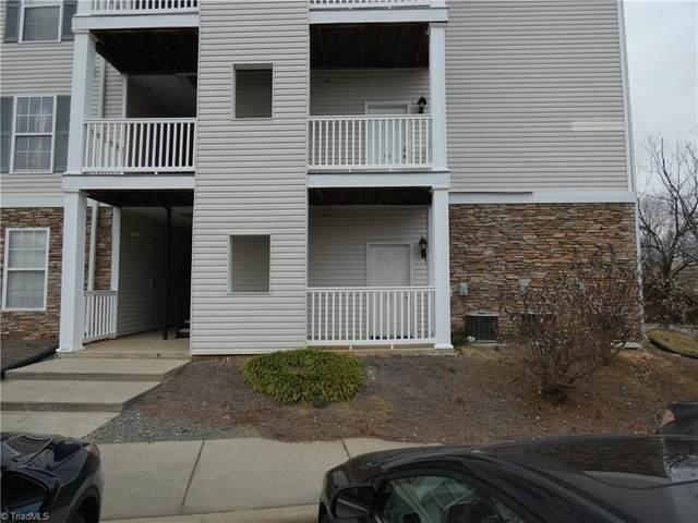 3009 Winston Drive #87, Burlington, NC 27215 (MLS #1013893) :: EXIT Realty Preferred