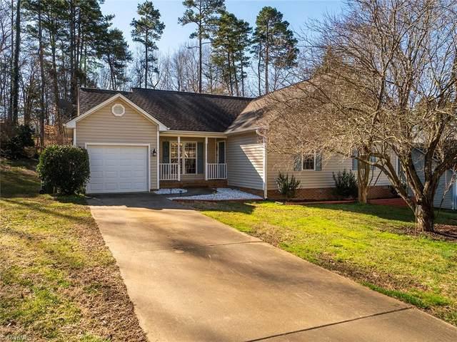 510 Adil Court, Graham, NC 27253 (MLS #1013894) :: Berkshire Hathaway HomeServices Carolinas Realty