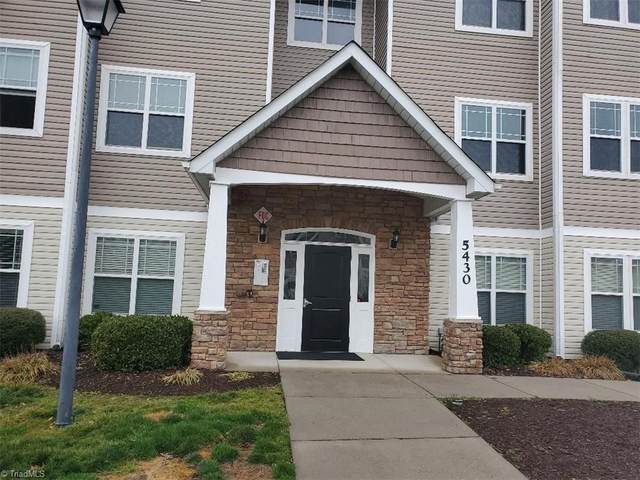 5430 Forester Drive 2A, High Point, NC 27265 (MLS #1013927) :: HergGroup Carolinas | Keller Williams