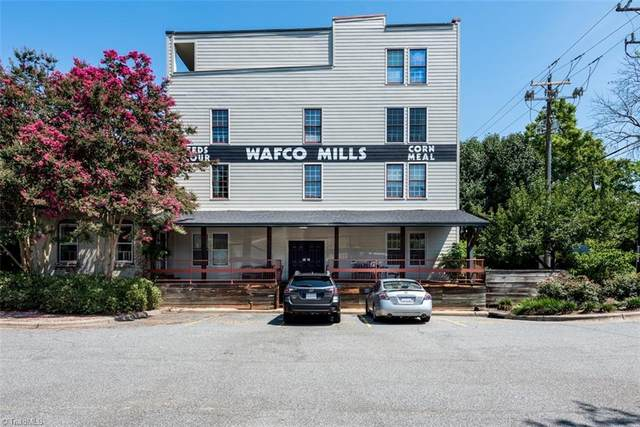 801 W Mcgee Street #25, Greensboro, NC 27401 (MLS #1013943) :: HergGroup Carolinas | Keller Williams