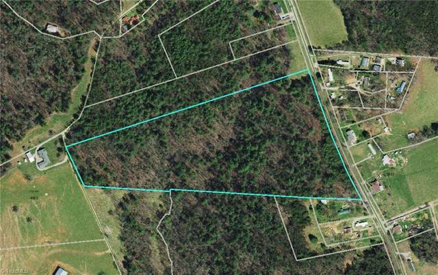 00 Elledge Mill Road, North Wilkesboro, NC 28659 (MLS #1013985) :: Ward & Ward Properties, LLC