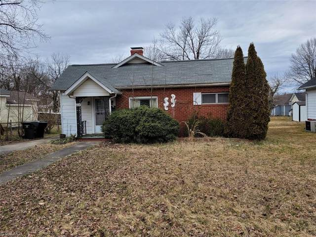 609 Everett Street, Burlington, NC 27215 (MLS #1014022) :: Berkshire Hathaway HomeServices Carolinas Realty