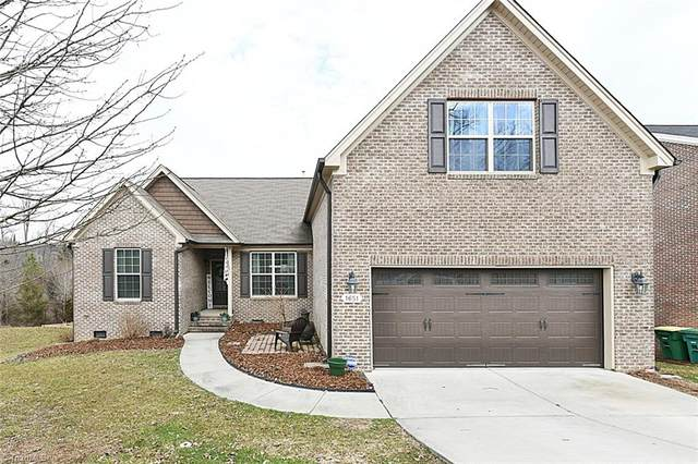 1651 Ashmead Lane, Clemmons, NC 27012 (MLS #1014039) :: Greta Frye & Associates | KW Realty Elite