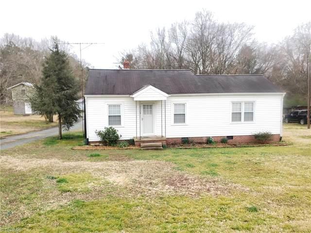 5932 Church Road, Graham, NC 27253 (MLS #1014061) :: Berkshire Hathaway HomeServices Carolinas Realty