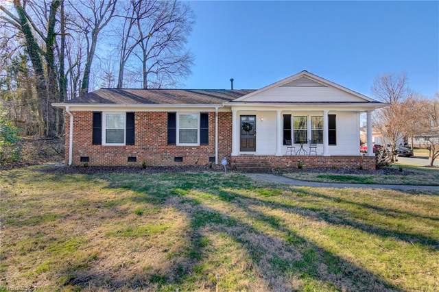 101 Emory Drive, Greensboro, NC 27406 (MLS #1014089) :: Lewis & Clark, Realtors®