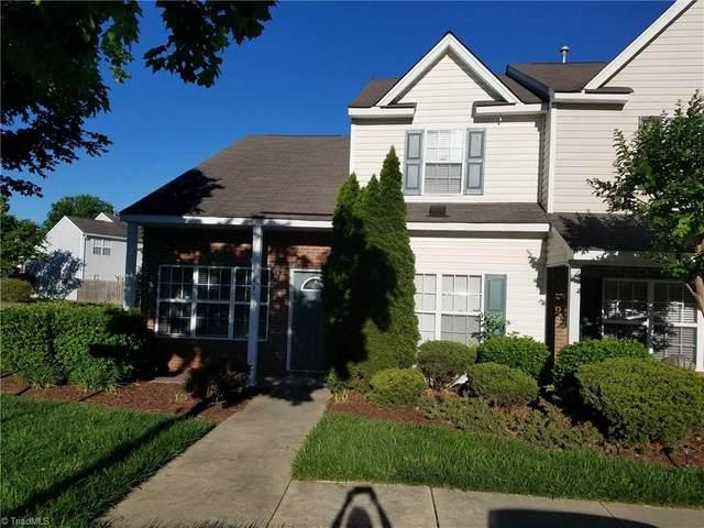 4401 Carlys Way, Greensboro, NC 27410 (MLS #1014091) :: Berkshire Hathaway HomeServices Carolinas Realty
