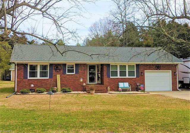 228 Fairway Drive, Eden, NC 27288 (MLS #1014099) :: HergGroup Carolinas | Keller Williams