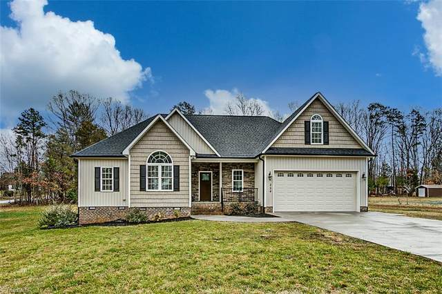 254 Spring Forest Road, Asheboro, NC 27205 (MLS #1014108) :: Berkshire Hathaway HomeServices Carolinas Realty