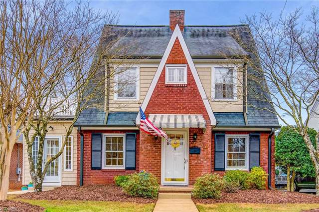 1109 S Hawthorne Road, Winston Salem, NC 27103 (MLS #1014121) :: Greta Frye & Associates | KW Realty Elite