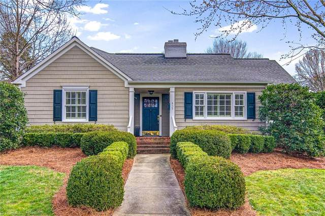 439 Dartmouth Road, Winston Salem, NC 27104 (MLS #1014138) :: Greta Frye & Associates | KW Realty Elite