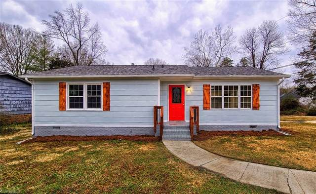 4210 Morningside Drive, Winston Salem, NC 27106 (MLS #1014171) :: HergGroup Carolinas | Keller Williams