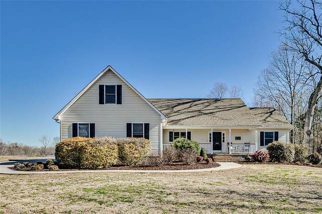 7470 Flint Hill Road, Sophia, NC 27350 (MLS #1014173) :: Ward & Ward Properties, LLC