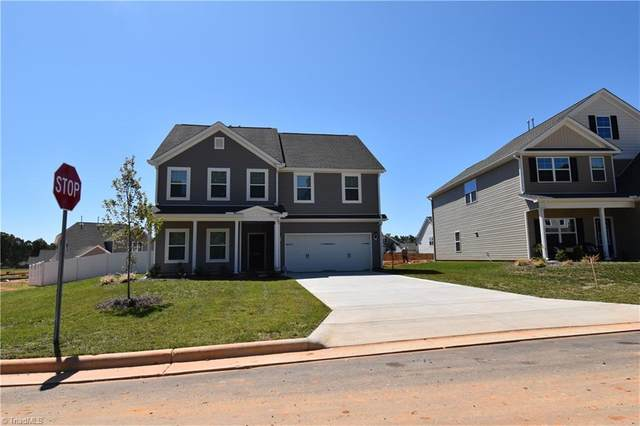 124 Cedar Crossing Lot 59, Trinity, NC 27370 (#1014197) :: Premier Realty NC