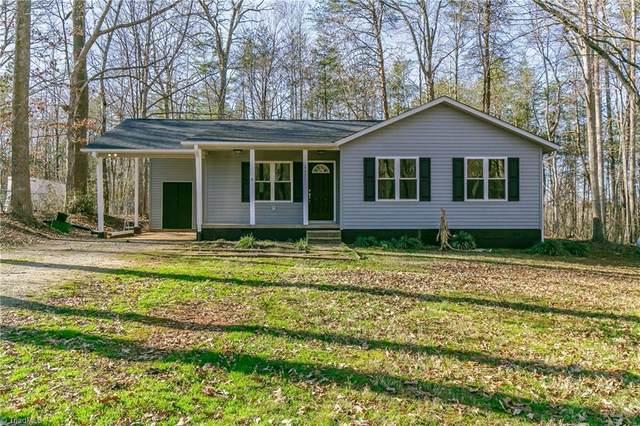 4323 Alpine Lane, Liberty, NC 27298 (MLS #1014209) :: Ward & Ward Properties, LLC