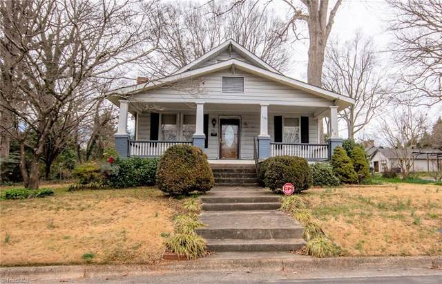 729 Wood Street, Statesville, NC 28677 (#1014225) :: Premier Realty NC