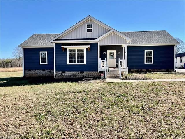 2943 Midway Church Road, Elon, NC 27244 (MLS #1014231) :: Berkshire Hathaway HomeServices Carolinas Realty
