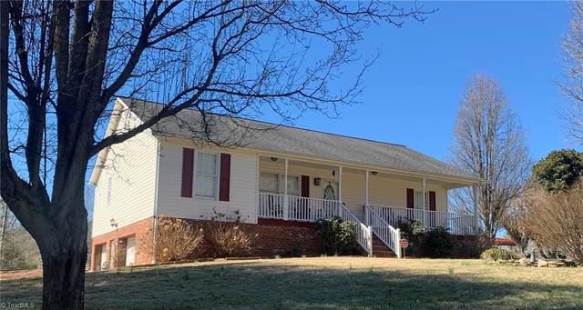 593 Rock Creek Road, North Wilkesboro, NC 28659 (MLS #1014287) :: Ward & Ward Properties, LLC