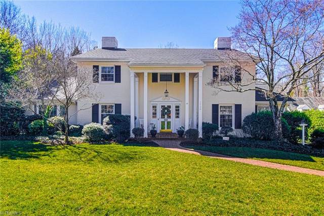 2720 Forest Drive, Winston Salem, NC 27104 (MLS #1014341) :: Greta Frye & Associates | KW Realty Elite