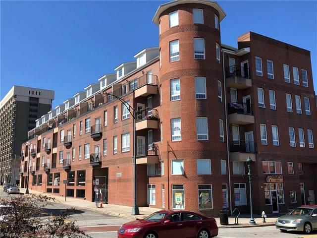 360 S Elm Street #102, Greensboro, NC 27401 (MLS #1014346) :: Berkshire Hathaway HomeServices Carolinas Realty