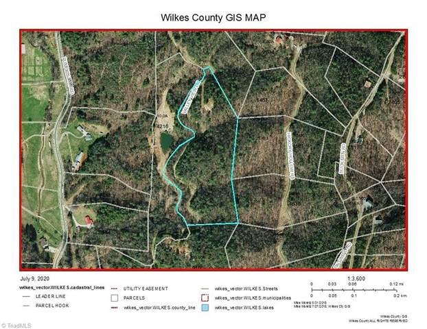 Lot 7 Valley View Drive, Purlear, NC 28665 (MLS #1014385) :: Ward & Ward Properties, LLC