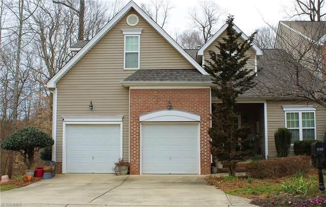 316 Misty Waters Lane, Jamestown, NC 27282 (MLS #1014386) :: Lewis & Clark, Realtors®