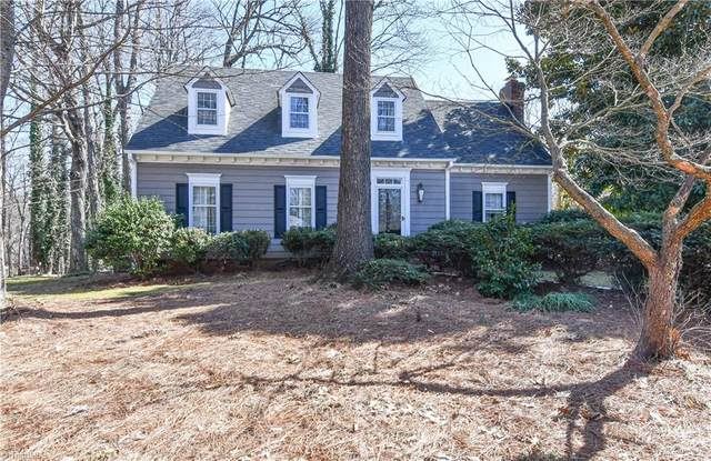 400 Penrose Court, Greensboro, NC 27410 (MLS #1014428) :: Berkshire Hathaway HomeServices Carolinas Realty