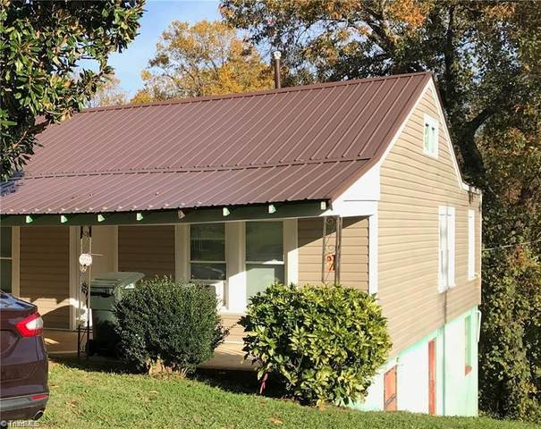 420 Greensboro Street, Asheboro, NC 27203 (MLS #1014435) :: Ward & Ward Properties, LLC