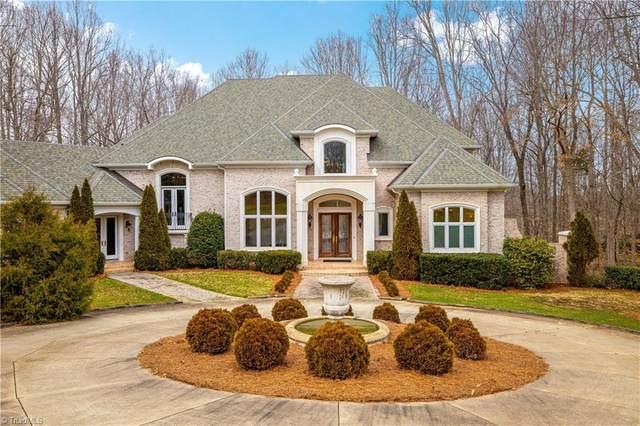 4610 Cherryhill Lane, Winston Salem, NC 27106 (MLS #1014459) :: Witherspoon Realty