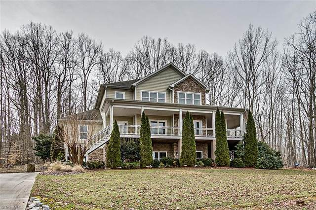 464 Cheshire Place, Asheboro, NC 27205 (MLS #1014461) :: Ward & Ward Properties, LLC