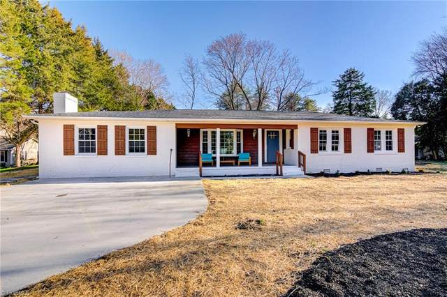 6925 Wooden Rail Lane, Summerfield, NC 27358 (MLS #1014464) :: Ward & Ward Properties, LLC