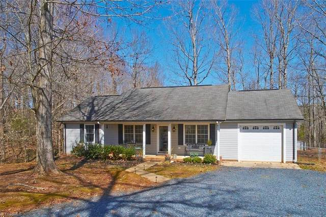 331 Reflection Lane, Asheboro, NC 27205 (MLS #1014471) :: Ward & Ward Properties, LLC