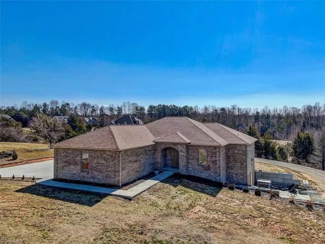 159 Redberry Lane, Winston Salem, NC 27107 (MLS #1014497) :: Ward & Ward Properties, LLC