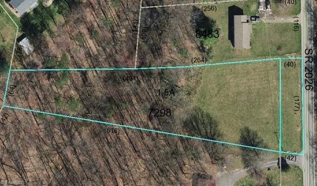 0 Austin Traphill Road, Elkin, NC 28621 (MLS #1014504) :: Ward & Ward Properties, LLC