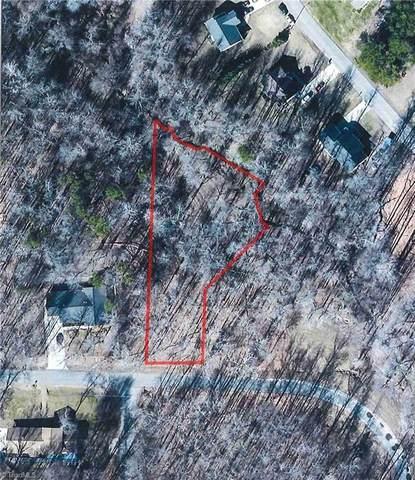 Lot 4 E Brookwood Avenue, Liberty, NC 27298 (MLS #1014505) :: Ward & Ward Properties, LLC