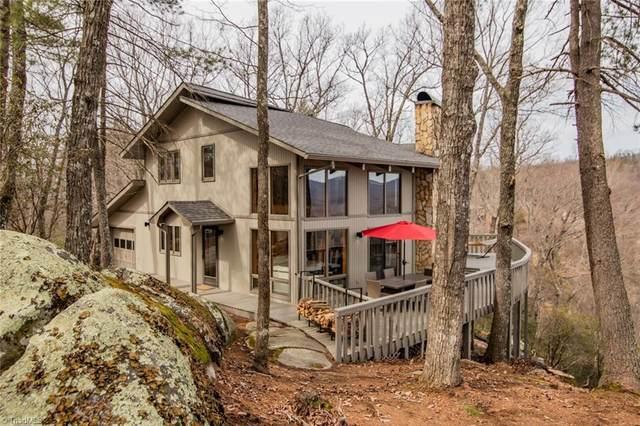 1555 Greenstreet Drive, Traphill, NC 28685 (MLS #1014517) :: Ward & Ward Properties, LLC