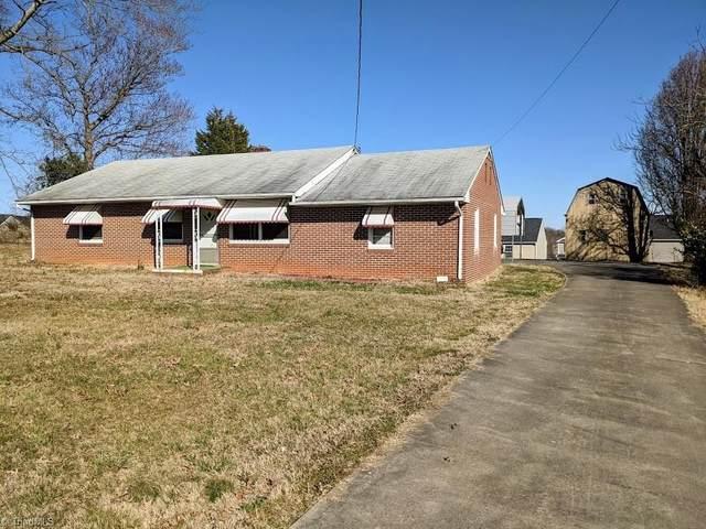 2336 Almond Street, Winston Salem, NC 27127 (MLS #1014615) :: Lewis & Clark, Realtors®