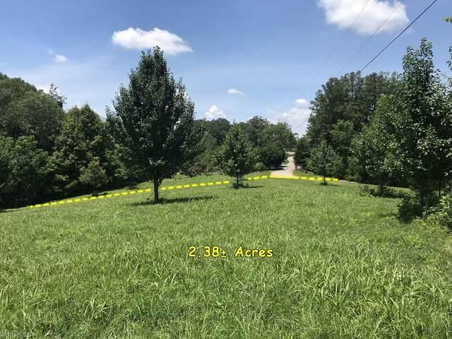 1205 Jim Caudill Road, Wilkesboro, NC 28697 (MLS #1014636) :: Ward & Ward Properties, LLC