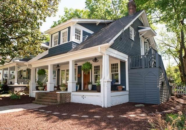 206 Leftwich Street B, Greensboro, NC 27401 (MLS #1014640) :: Lewis & Clark, Realtors®