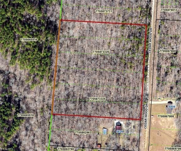 0 Cedar Wood Drive, Trinity, NC 27370 (MLS #1014656) :: Hillcrest Realty Group