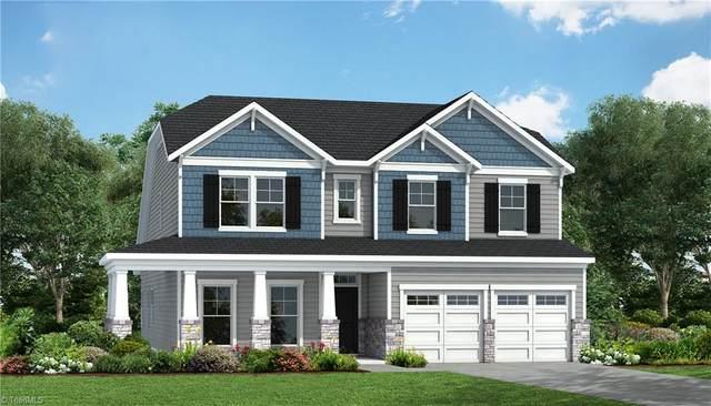 1458 White Lake Drive, Kernersville, NC 27284 (MLS #1014690) :: Ward & Ward Properties, LLC