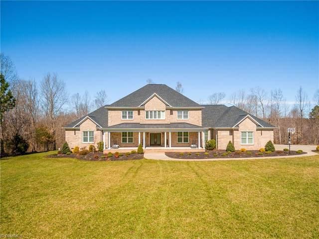 4440 Hidden Creek Point, Burlington, NC 27215 (MLS #1014694) :: Ward & Ward Properties, LLC