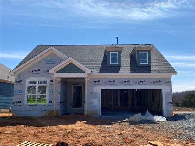 1144 Hudson Drive Lot 68, Mebane, NC 27302 (MLS #1014698) :: Ward & Ward Properties, LLC