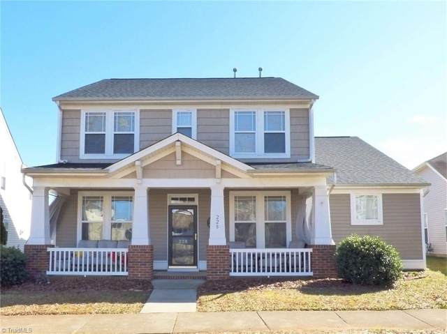 228 North Forke Drive, Bermuda Run, NC 27006 (MLS #1014709) :: Berkshire Hathaway HomeServices Carolinas Realty
