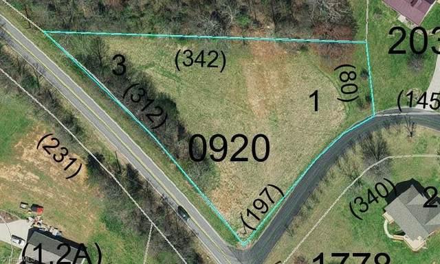 00 Goddard Lane, Millers Creek, NC 28651 (MLS #1014765) :: Ward & Ward Properties, LLC